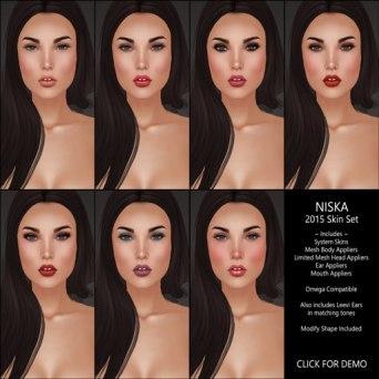 Niska-2015-Skin-Set