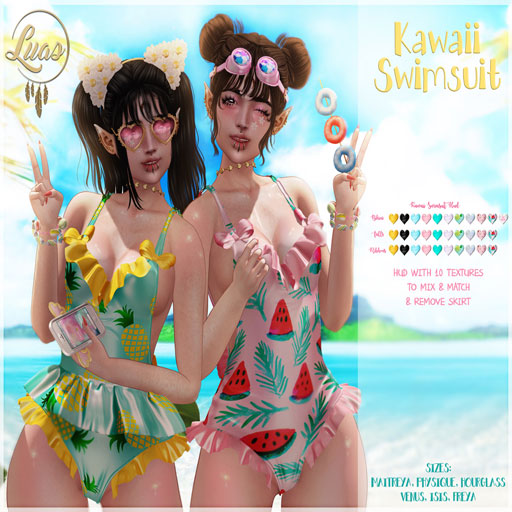 Luas-Kawaii-Swimsuit